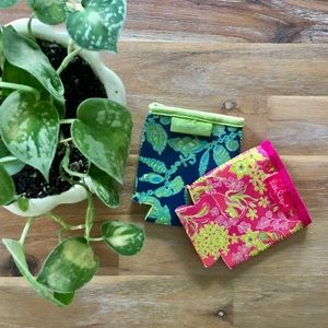 Lilly Pulitzer Koozies (Set of 2)